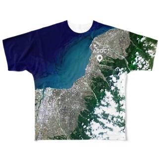 富山県 黒部市 Full graphic T-shirts