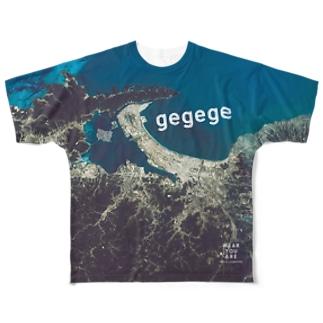 鳥取県 米子市 Full graphic T-shirts