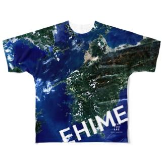 愛媛県 大洲市 Full graphic T-shirts