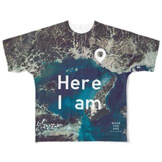 兵庫県 姫路市 Full graphic T-shirts