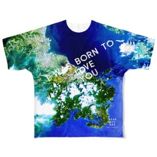 三重県 伊勢市 Full graphic T-shirts