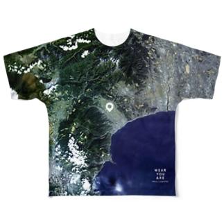 神奈川県 小田原市 Full graphic T-shirts