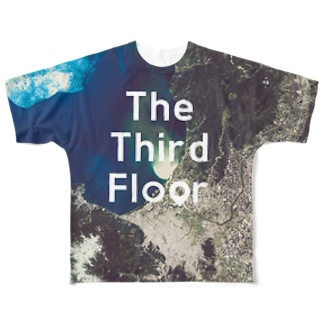 北海道 石狩市 フルグラフィックTシャツ