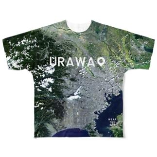埼玉県 所沢市 Full graphic T-shirts