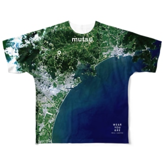 宮城県 宮城郡 Full graphic T-shirts