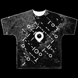 千葉県 君津市 フルグラフィックTシャツ