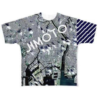 東京都 江東区 Full graphic T-shirts