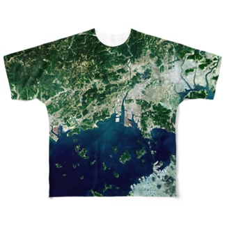 岡山県 倉敷市 Full graphic T-shirts