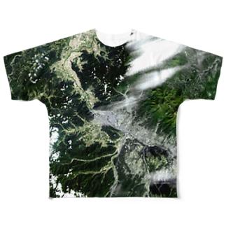 長野県 上田市 Full graphic T-shirts