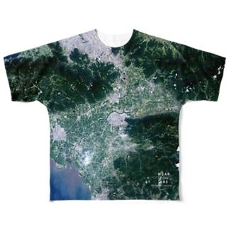 福岡県 久留米市 Full graphic T-shirts
