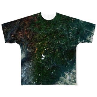 宮崎県 東臼杵郡 Full graphic T-shirts