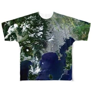 神奈川県 伊勢原市 Full graphic T-shirts
