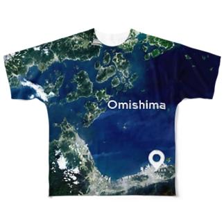 愛媛県 今治市 Full graphic T-shirts