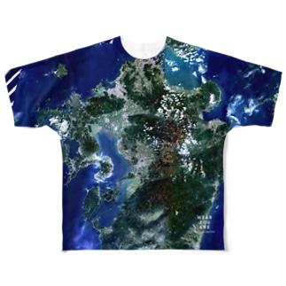 熊本県 山鹿市 Full graphic T-shirts