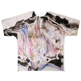 貝 Full graphic T-shirts