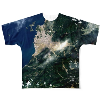 愛媛県 松山市 Full graphic T-shirts