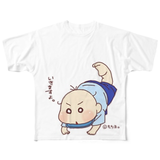 うちのじなんB Full graphic T-shirts