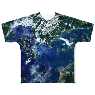 広島県 呉市 Full graphic T-shirts