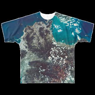 九州北部豪雨災害チャリティTシャツ片面 フルグラフィックTシャツ