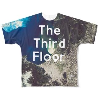 北海道 札幌市 Tシャツ 両面 Full graphic T-shirts