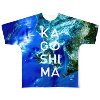 鹿児島県 南九州市 Tシャツ 両面 フルグラフィックTシャツ
