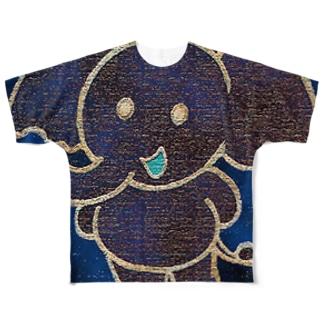 ぞうたん Full graphic T-shirts