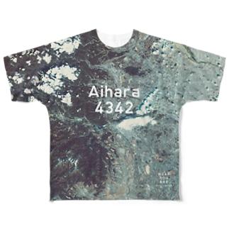 東京都 八王子市 Tシャツ 両面 Full graphic T-shirts