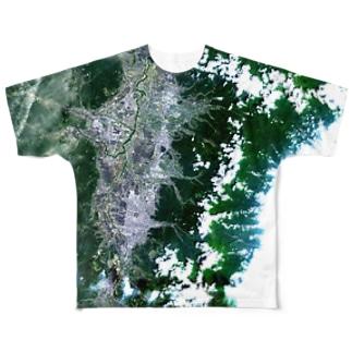 山形県 天童市 Tシャツ 片面 Full graphic T-shirts