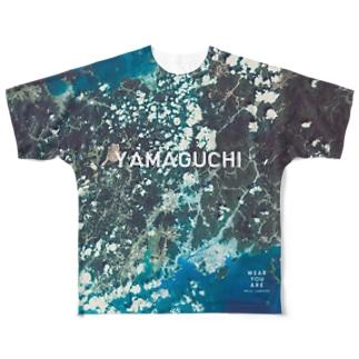 山口県 山口市 Tシャツ 両面 フルグラフィックTシャツ