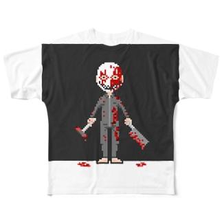 進化するキラー(3) フルグラフィックTシャツ