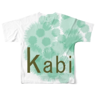 Kabi Full graphic T-shirts