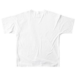 わりと底辺な人向けの底辺シリーズ Full graphic T-shirts