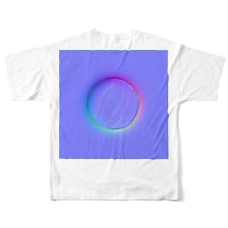 【再誕】 Full graphic T-shirts