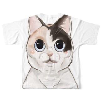 みさゆきちカイジ Full graphic T-shirts