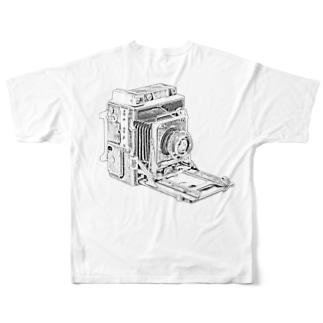 スピグラ Full graphic T-shirts