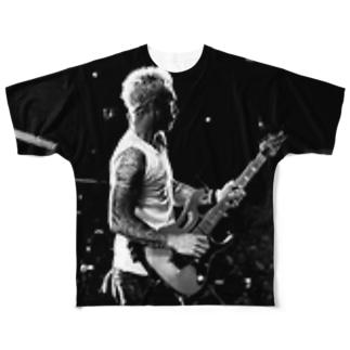 あだむ Full graphic T-shirts
