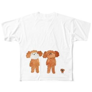 シェリガジュ 本物はどれ? Full graphic T-shirts