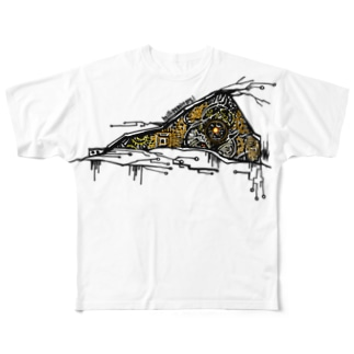 inner machinery(FGT) Full graphic T-shirts