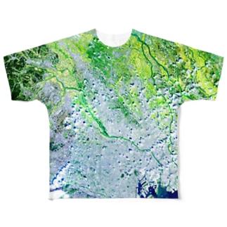 埼玉県 さいたま市 Tシャツ 両面 Full graphic T-shirts