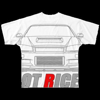 RATSUN620.JPのGOTRICE?vol.2 Full graphic T-shirts