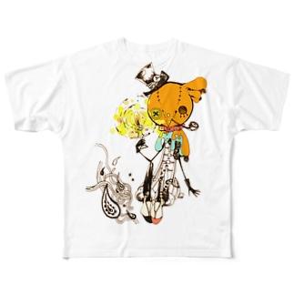 tori Full graphic T-shirts