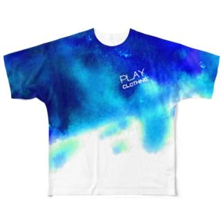 SUISAI B Full graphic T-shirts