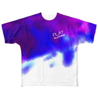 SUISAI P Full graphic T-shirts