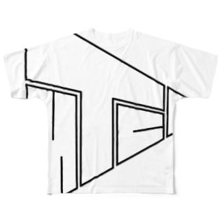 TMC印 Full graphic T-shirts