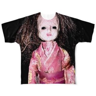 ンヌグムのお母さん フルグラフィックTシャツ