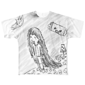Perona Perone フルグラフィックTシャツ