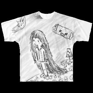 PeronaPeroneのPerona Perone Full graphic T-shirts