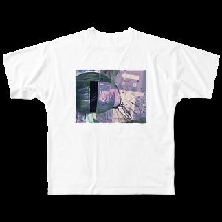 317_mの出口 Full graphic T-shirts