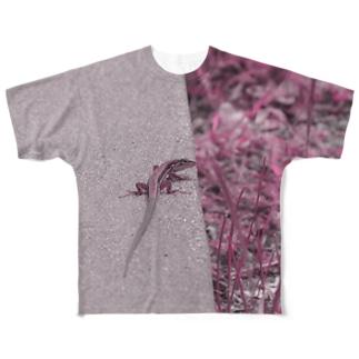 カナヘビカナ? Full graphic T-shirts