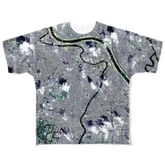 東京都 台東区 Tシャツ 両面 Full graphic T-shirts
